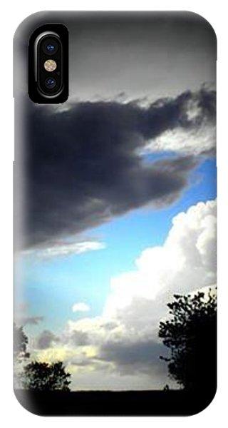 Through God's Window IPhone Case