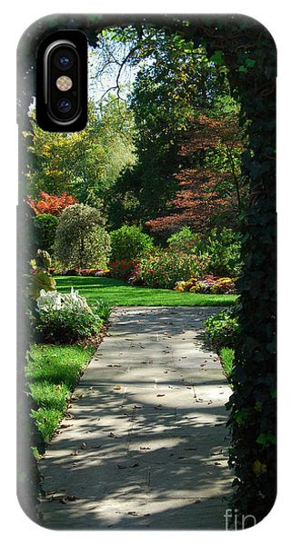 Through The Archway IPhone Case