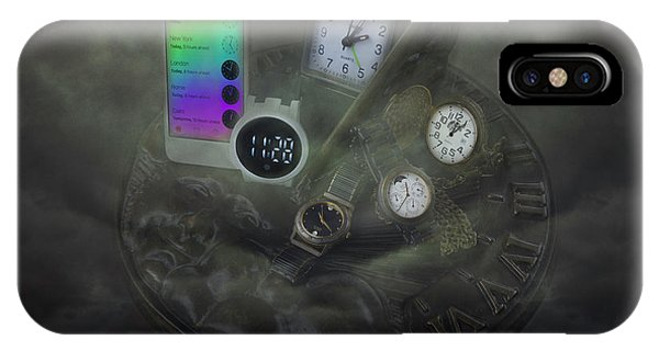 Through The Mists Of Time IPhone Case