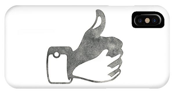 Thumbs Up Tee IPhone Case