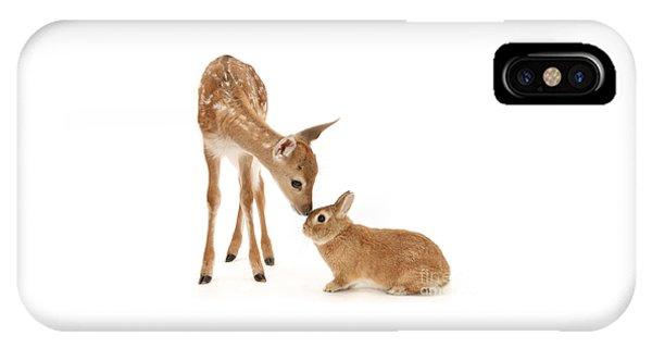 Thumper And Bambi IPhone Case