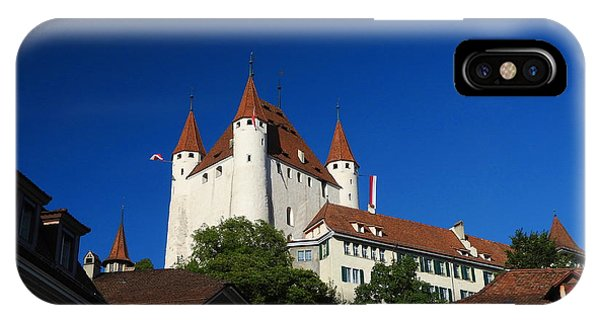 Thun Castle IPhone Case