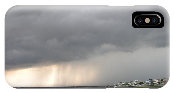 Thunder On The Bay IPhone Case