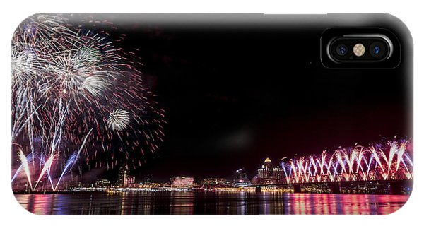 Thunder Over Louisville IPhone Case