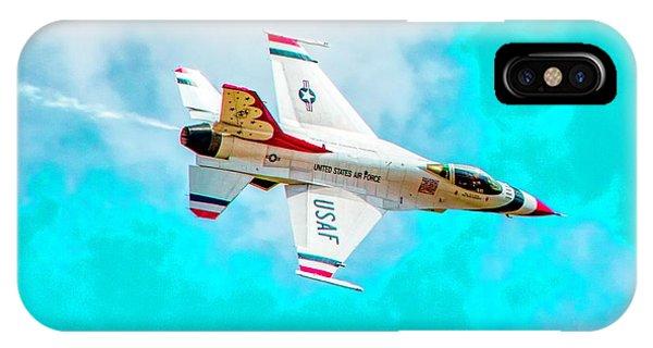 iPhone Case - Thunderbird IIi by Bill Gallagher