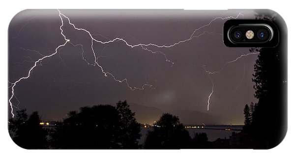 Thunderstorm II IPhone Case