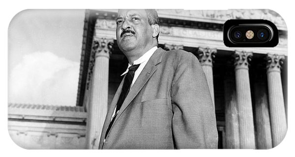 Thurgood Marshall IPhone Case