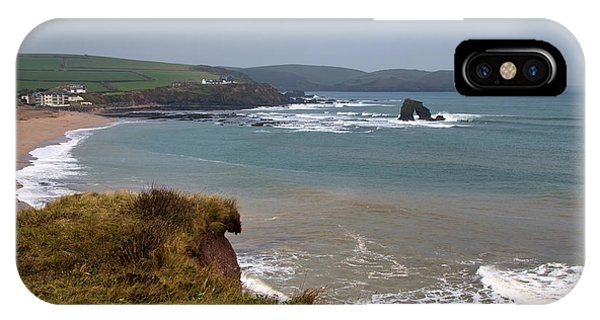 Thurlestone Rock IPhone Case