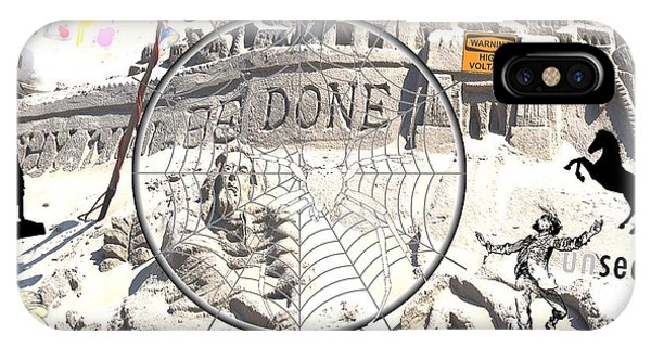 Thy Will Be Done IPhone Case