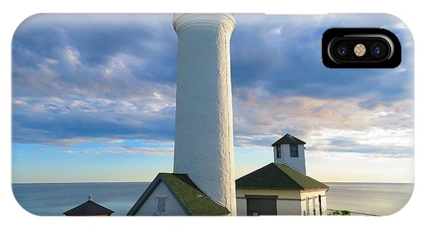 Tibbetts Point Lighthouse In June IPhone Case