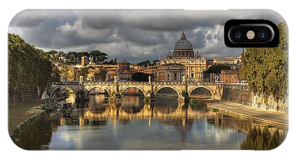 Tiber River IPhone Case