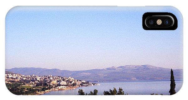 Tiberias Sea Of Galilee Israel IPhone Case