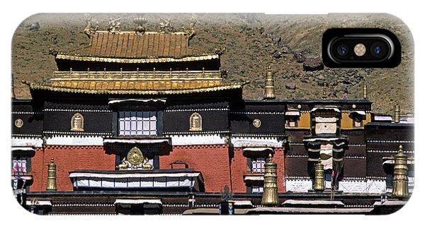 Tibet_110-6 IPhone Case