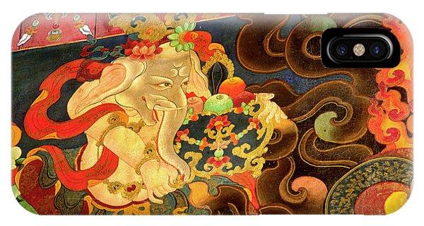 Tibet_162-12 IPhone Case