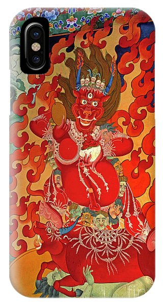 Tibet_190-12 IPhone Case