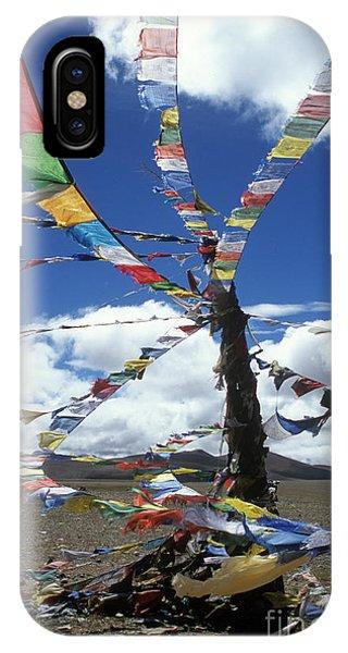 Tibet_304-8 IPhone Case