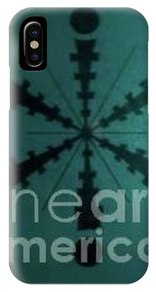 Tibetan I-eye Wheel IPhone Case