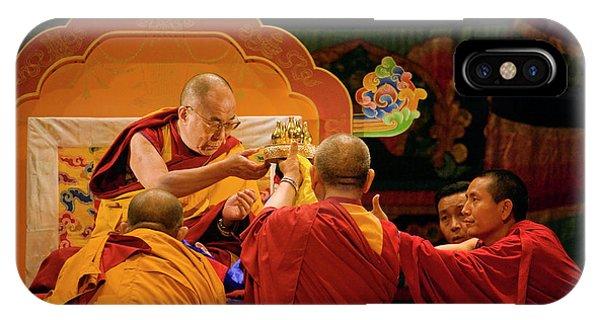 Tibetan_d124 IPhone Case
