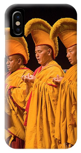Tibetan_d303 IPhone Case