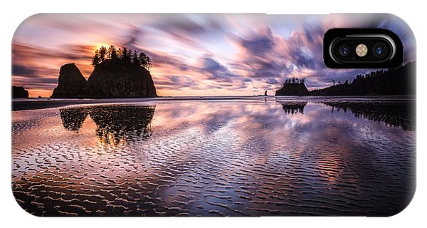 Tidal Reflection Serenity IPhone Case
