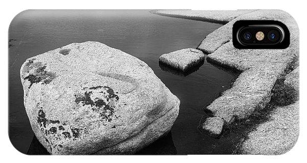 Tide Pool Boulder IPhone Case