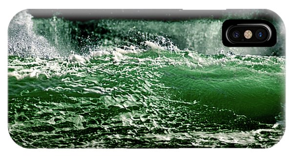 Tidal iPhone Case - Tide by Stelios Kleanthous
