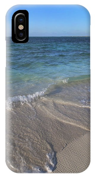 Carribbean iPhone Case - Tides Of Time by Betsy Knapp