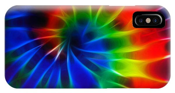 Tie Dye IPhone Case