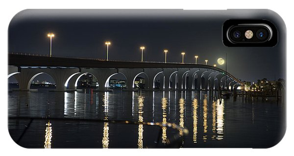 Tierra Verde Bridge IPhone Case