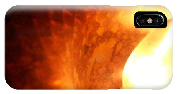 Tiffany Lamp Inside IPhone Case