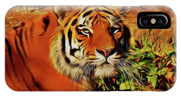 Tiger 22218 IPhone Case