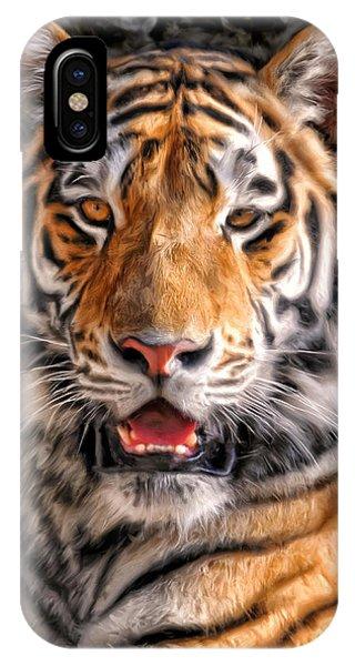 Tiger IPhone Case