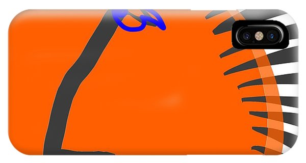 Tiger Man IPhone Case