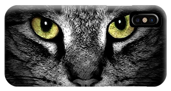 Tiger Tiger 3 IPhone Case
