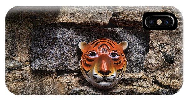 Tigers Den IPhone Case