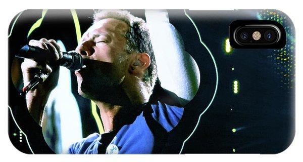 Chris Martin - A Head Full Of Dreams Tour 2016  IPhone Case