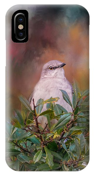 Tilda In The Holly IPhone Case