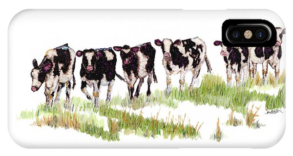 Till The Cows... IPhone Case