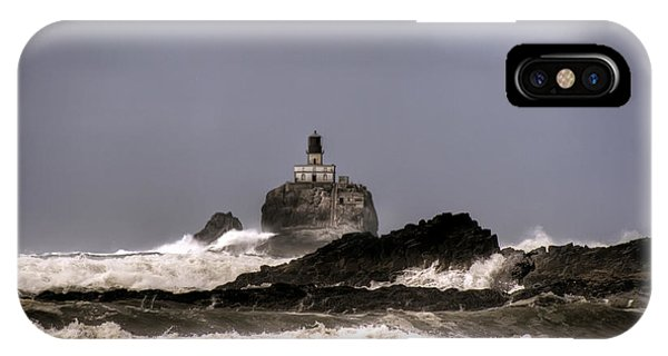 Tillamook Lighthouse IPhone Case