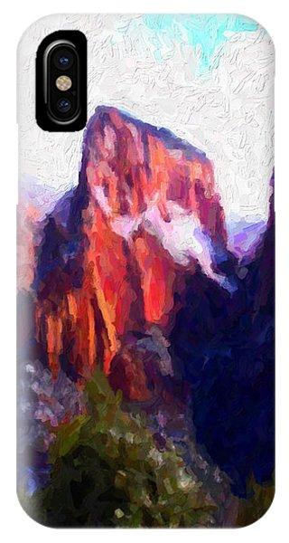 Timber Top IPhone Case