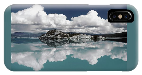 Time For Reflection IPhone Case