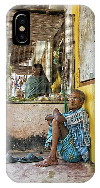 Kerala iPhone Case - Kumarakom by Marion Galt