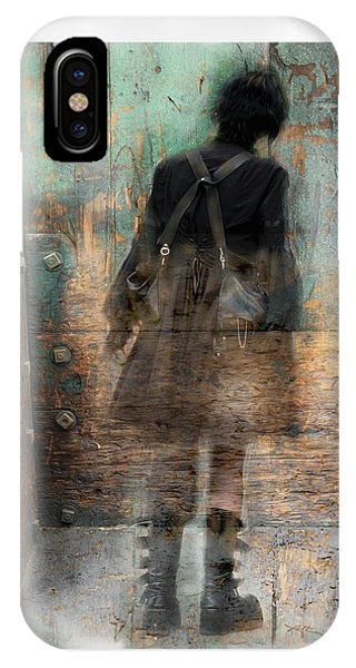 Time Passages - Beyond All Barriers IPhone Case