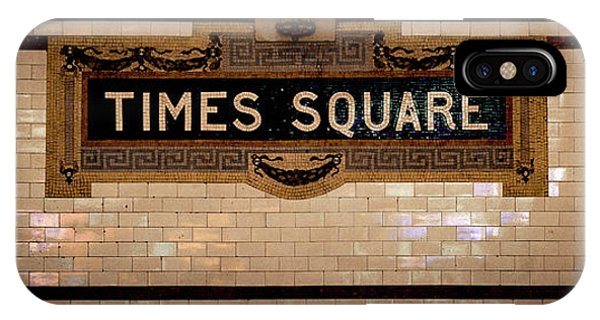 Time Square IPhone Case