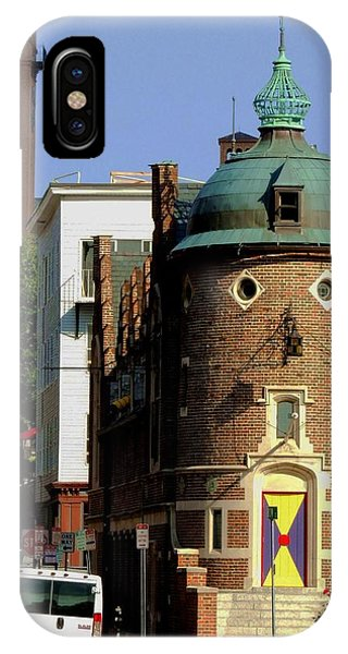 Time To Face The Harvard Lampoon IPhone Case