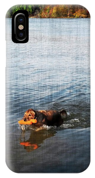 Time To Fetch IPhone Case
