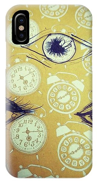 iPhone Case - Time Waits For No Man, And Tomorrow Is by Eyeon Energetic