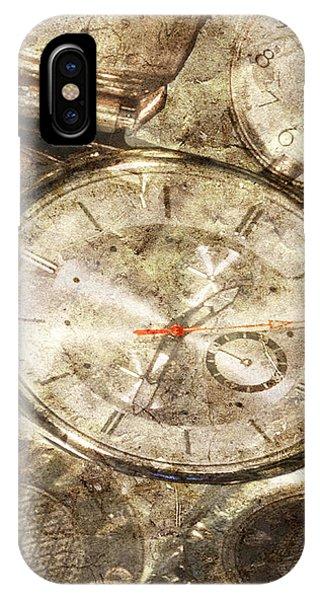 Timepieces IPhone Case