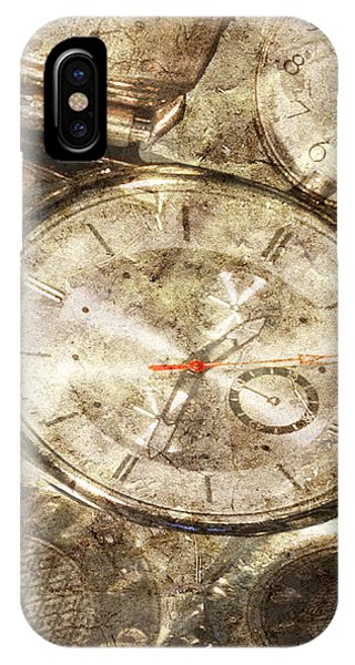 Timepieces IPhone Case