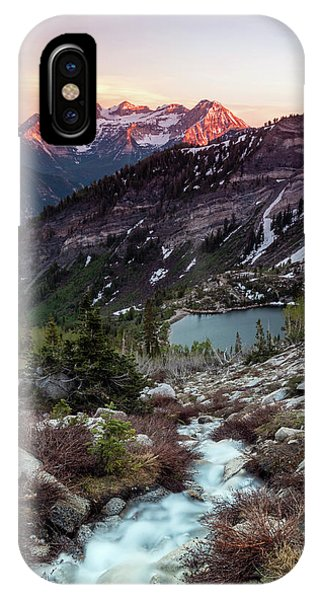 Timp From Silver Lake. IPhone Case